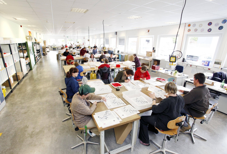 Die Werkstatt für Behinderte verteidigt ihr Arbeitsmodell   HPZ ...